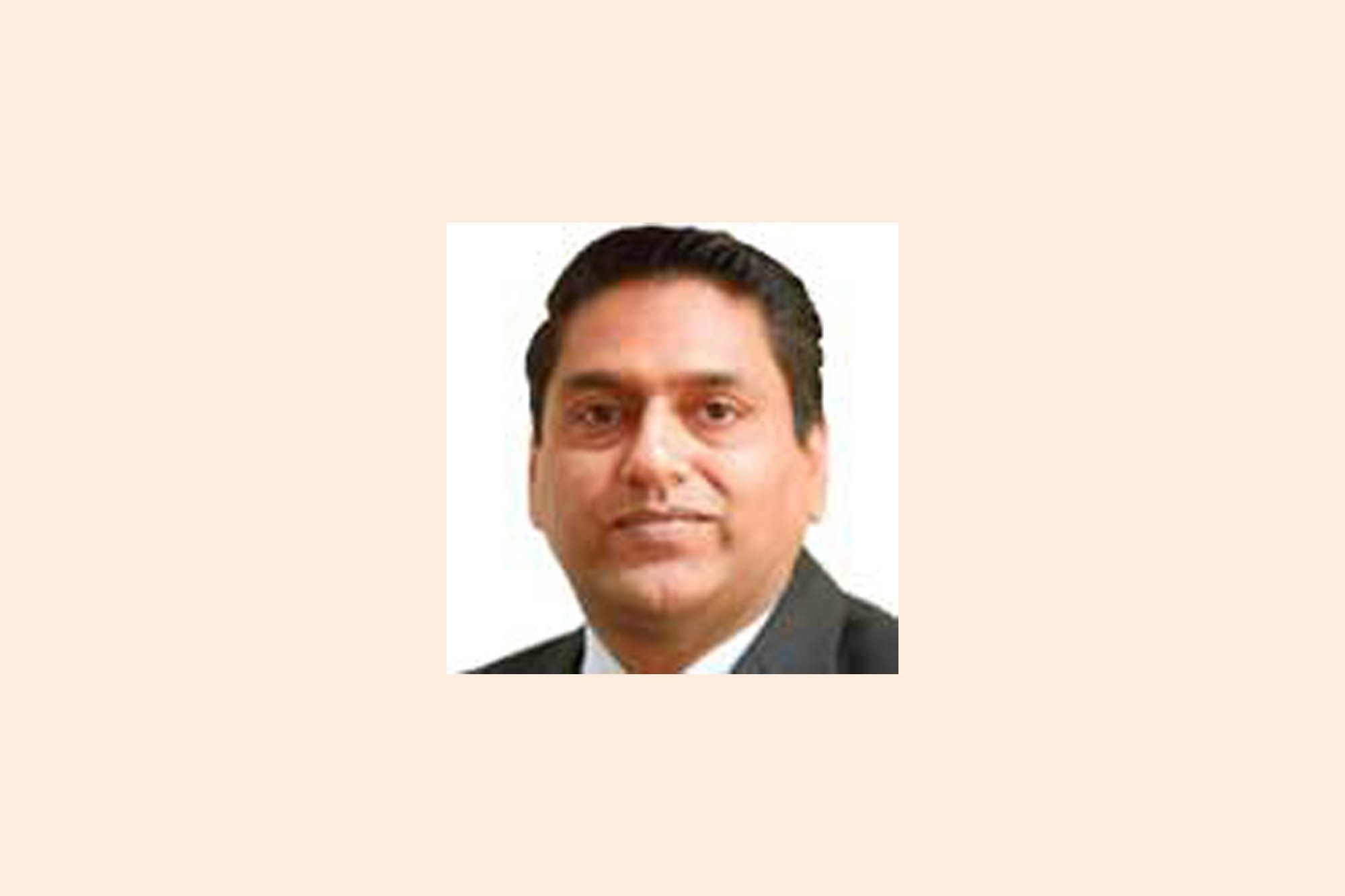 Neelav Samrat De, Asst. General Manager (Marketing), Andritz India