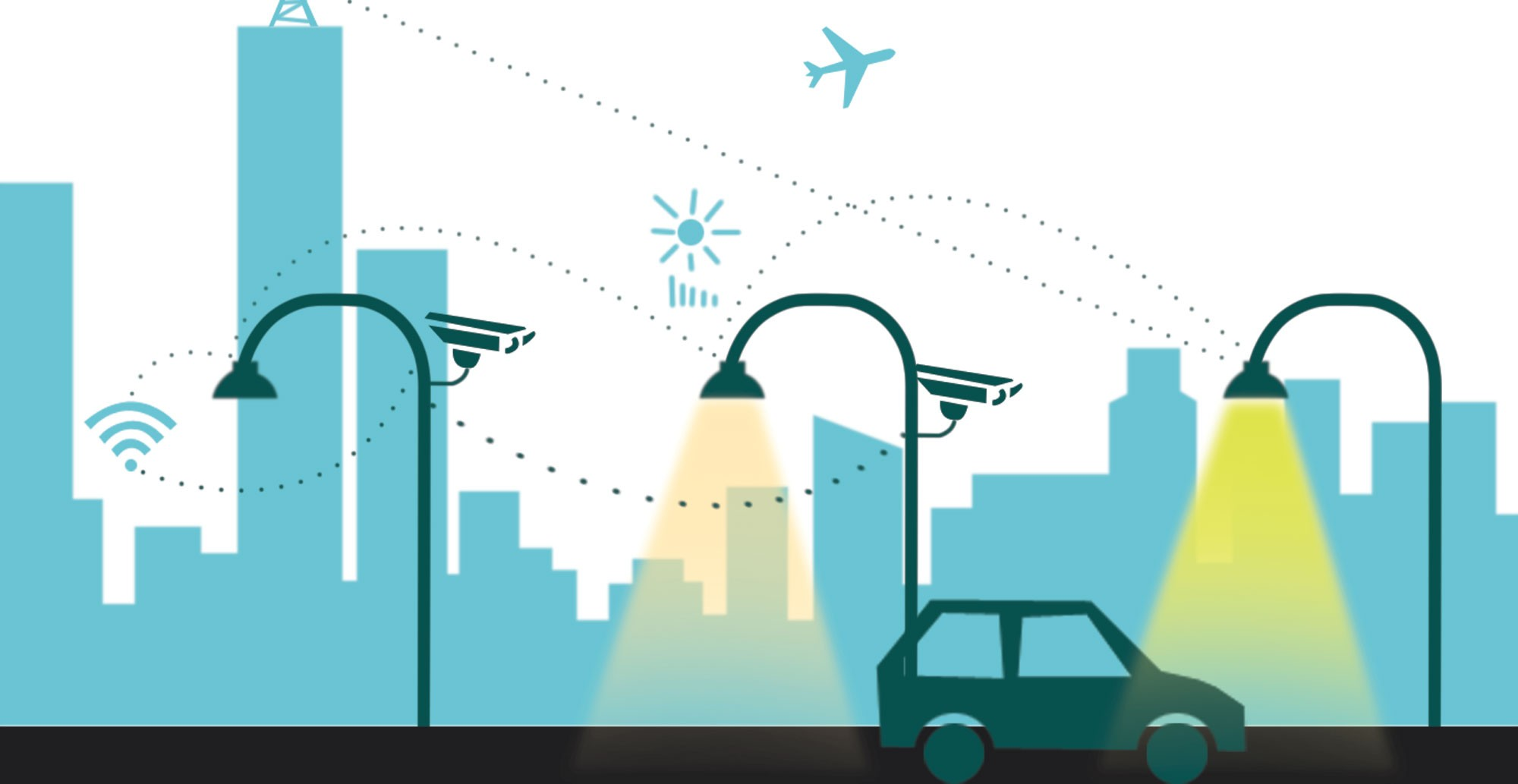 Powering The Smart Cities With Intelligent Lighting