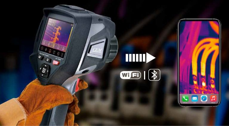 Detecting Electrical Problems With Thermal Imaging